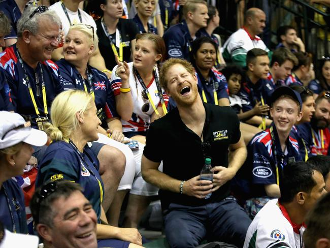 Prince Harry is said to have met the actress during the Invictus Games, which were held in Florida in May. Picture: Chris Jackson/Getty Images for Invictus