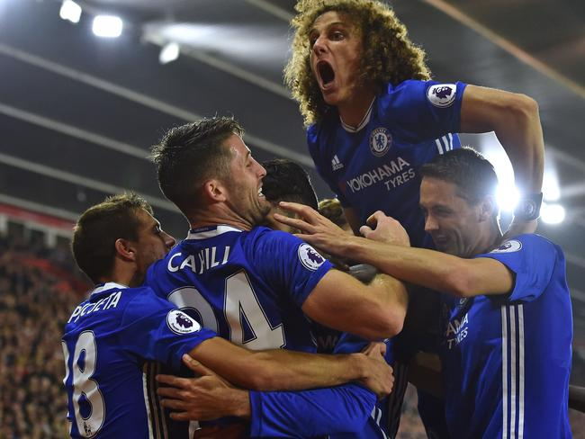 David Luiz has been inspirational rather than calamitous on his Chelsea return.