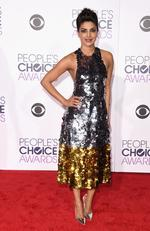 Quantico Priyanka Chopra attends the People's Choice Awards 2016. Picture: Jason Merritt/Getty Images/AFP