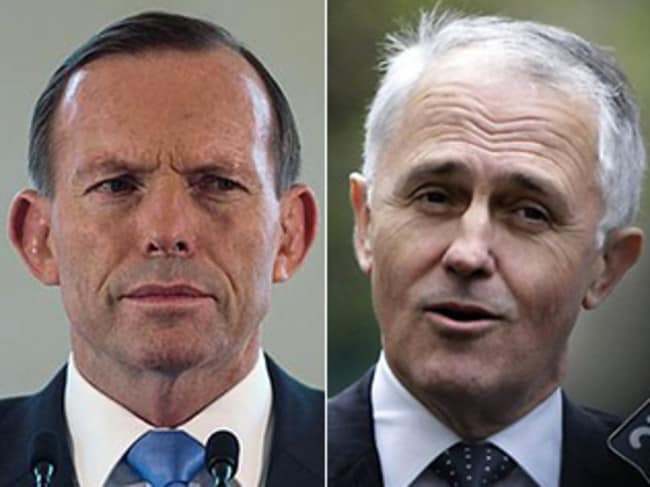 Tony Abbott and Malcolm Turnbull will face off in a Liberal leadership showdown.