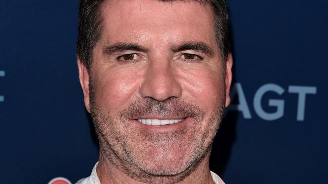 Cowell in 2016. Picture: Alberto E. Rodriguez/Getty Images/AFP