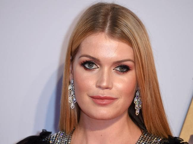 Lady Kitty Spencer, Prince William and Prince Harry's first cousin. Picture: Anthony Harvey