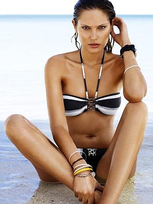 9c1f23f20d Catherine McNeil in Seafolly for Myer.