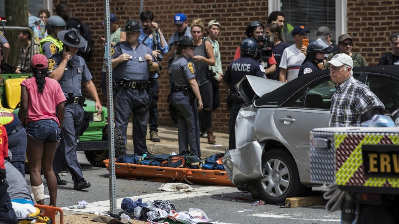 Charlottesville attacker sentenced to life without parole