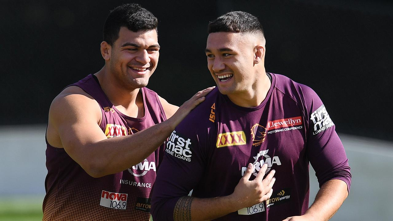 NRL 2019: Broncos' Jaydn Su'A Signs With South Sydney