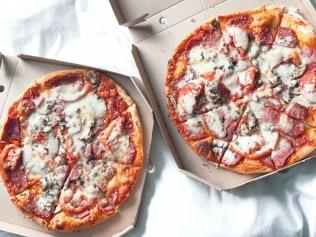 Fresh pizza. Image: Unsplash.