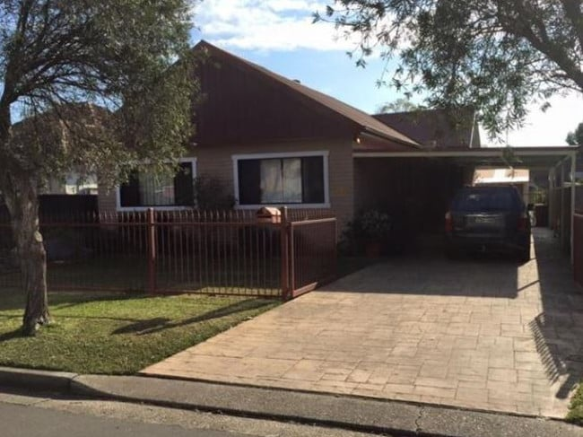 45 Asquith Street, Silverwater has been for sale since 2008