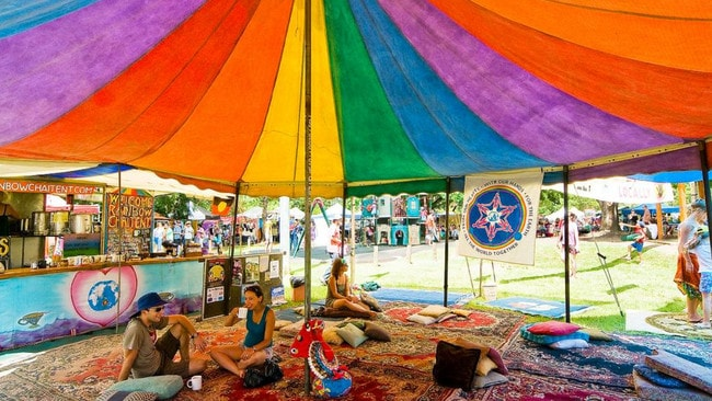 Lismore's reputation for the arts is spreading. Picture: Lismore Nimbin Tourism