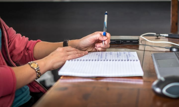 Life is not easy for school admin staff. Photo: iStock