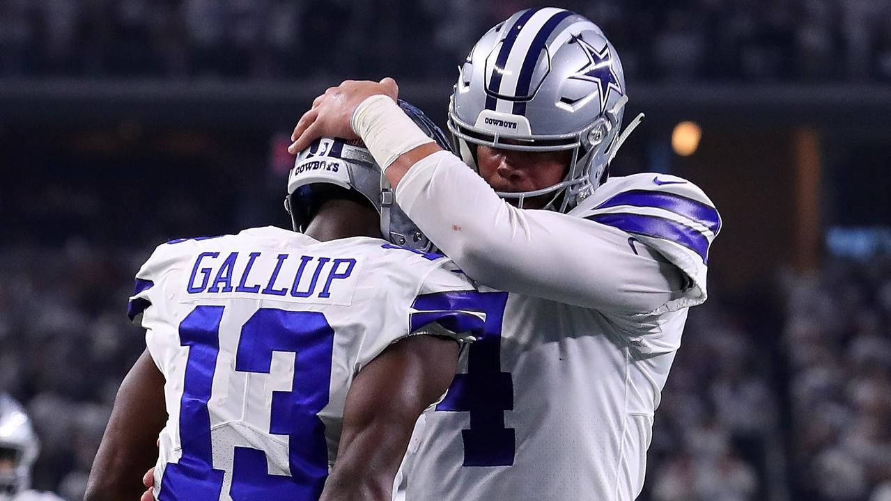 Cowboys down Seahawks to advance.
