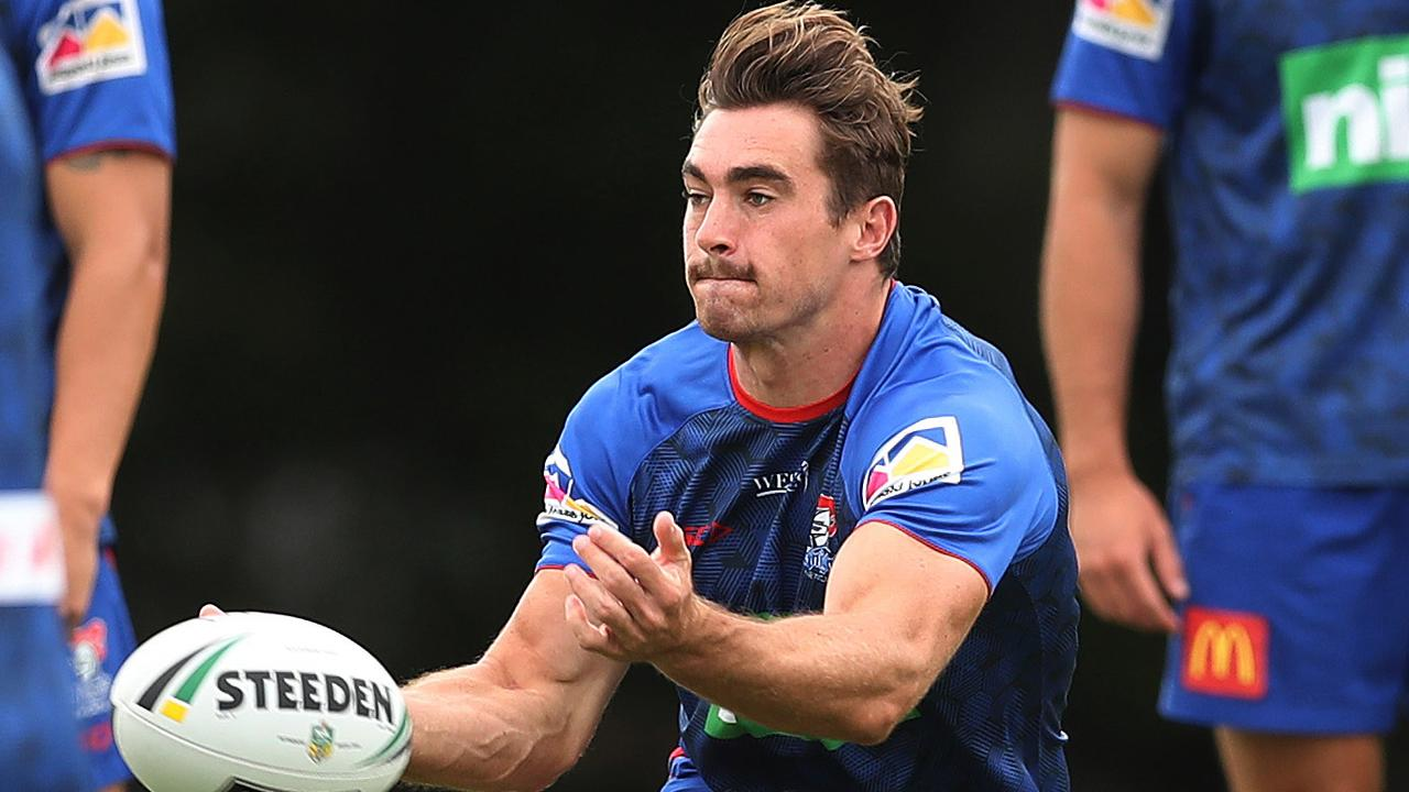 Connor Watson is one of a number of versatile players on the Knights' roster.