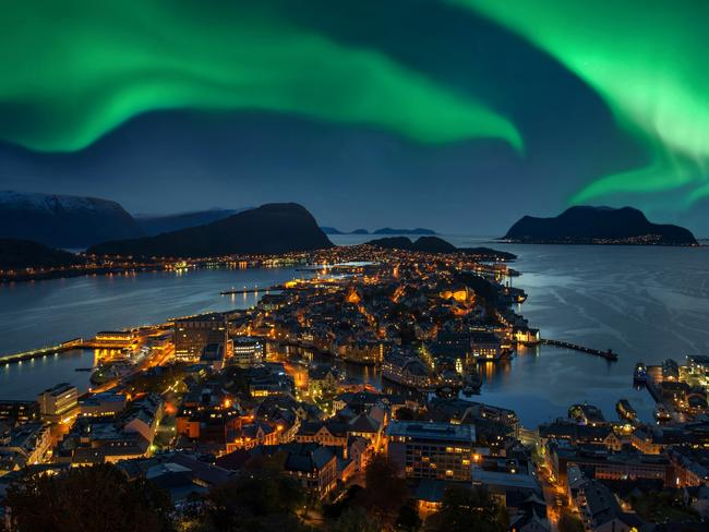 Aussies should take advantage of a rare drop in prices in picture-perfect Norway. Picture: iStock