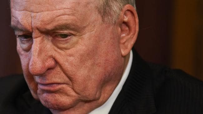 Radio broadcaster Alan Jones has caused outrage over his latest comments directed at New Zealand Prime Minister Jacinda Ardern. Picture: Ben Rushton/AAP