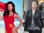 Yasmine Bleeth played Caroline Holden in the series from 1993 - 1997. Picture: BackGrid; Supplied