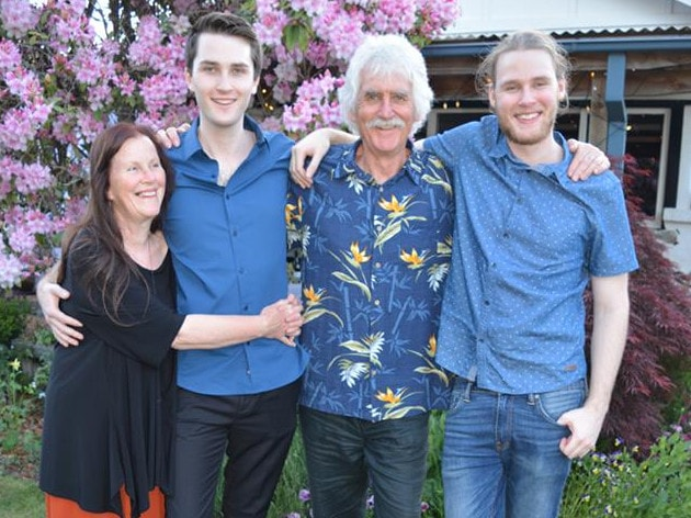 The Foote family were left devastated by Lachlan's sudden death.