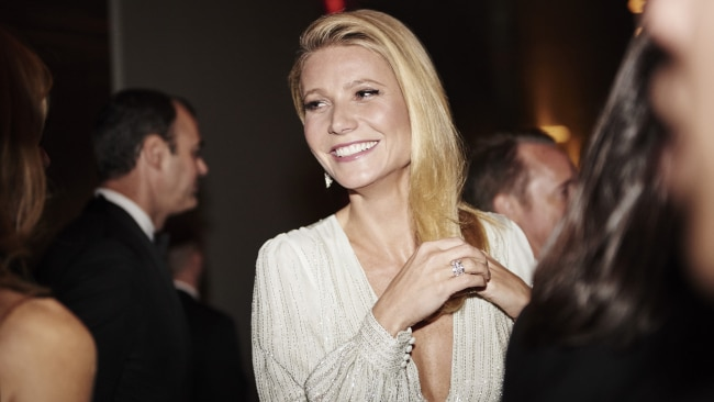 Gwyneth Paltrow's yoni eggs have caused a world of trouble. Photo: Mary Rozzi/ Getty Images for amFar.
