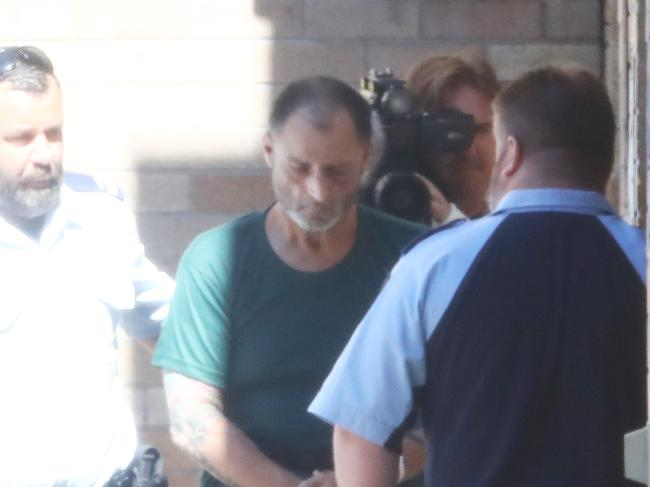 Convicted sex offender Anthony Peter Sampieri was convicted to life in prison. Picture: Hollie Adams/The Australian