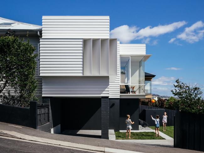 Mawhera Extension by Preston Lane Architects