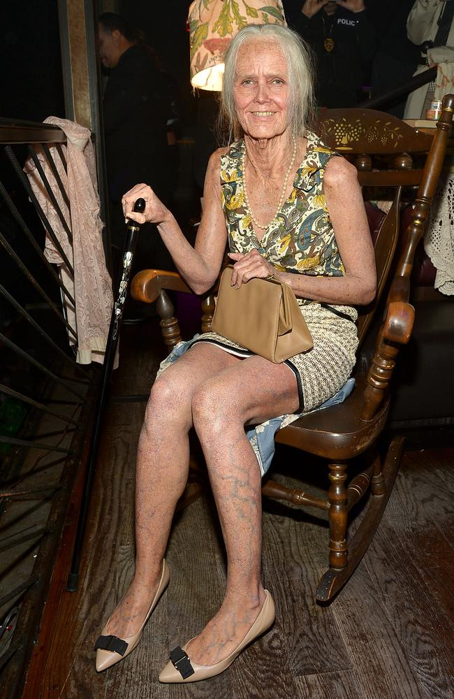 Old lady Klum in 2013. Picture: Getty