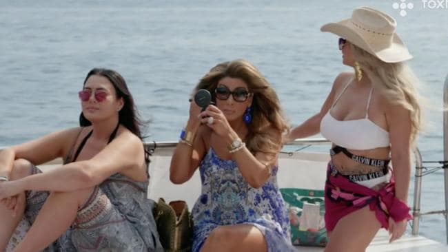 Why look at Mexico when you can look at Gina Liano?