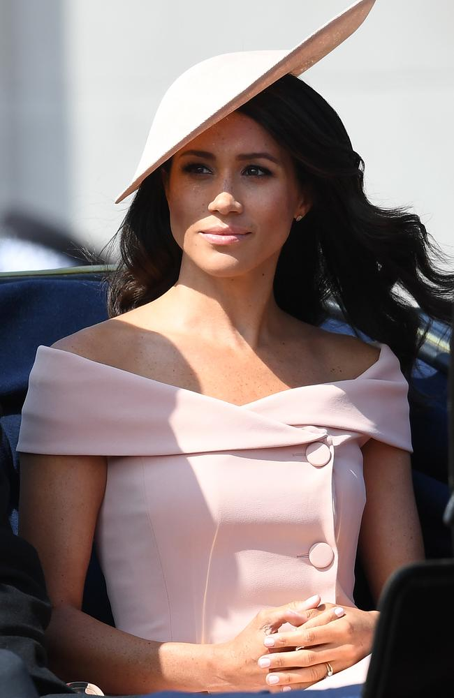 Meghan Markle, the Duchess of Sussex. Picture: MEGA TheMegaAgency.com