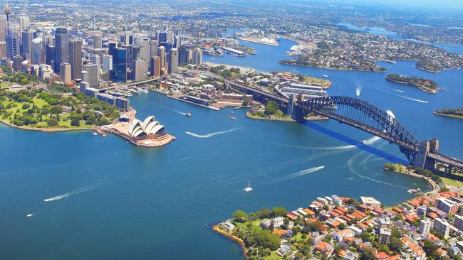 The video exposes Sydney Harbour's pollution levels, describing our famous waterway as a 'paradox'.