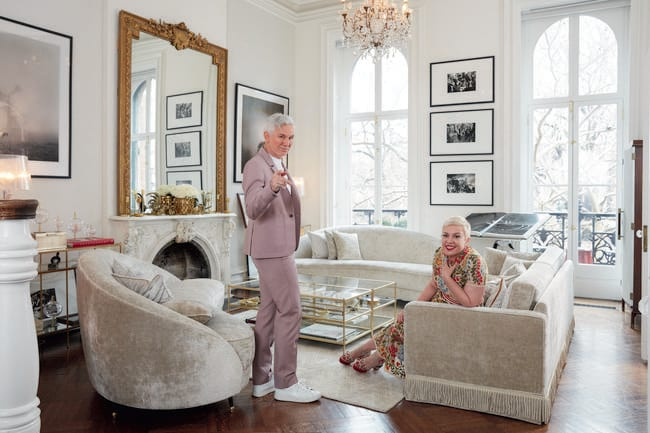 House tour: Baz Luhrmann and Catherine Martin's New York home - Vogue Australia