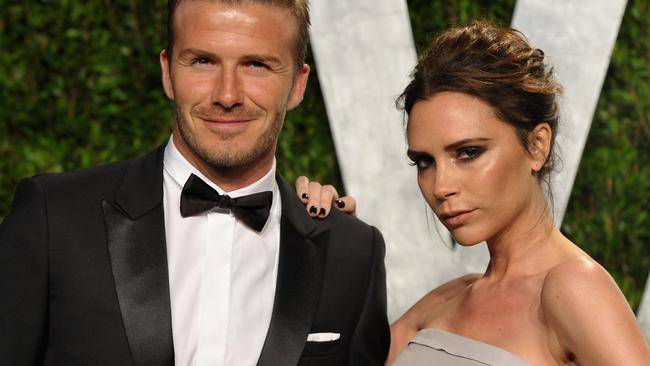 David and Victoria Beckham sign $29 million Netflix deal