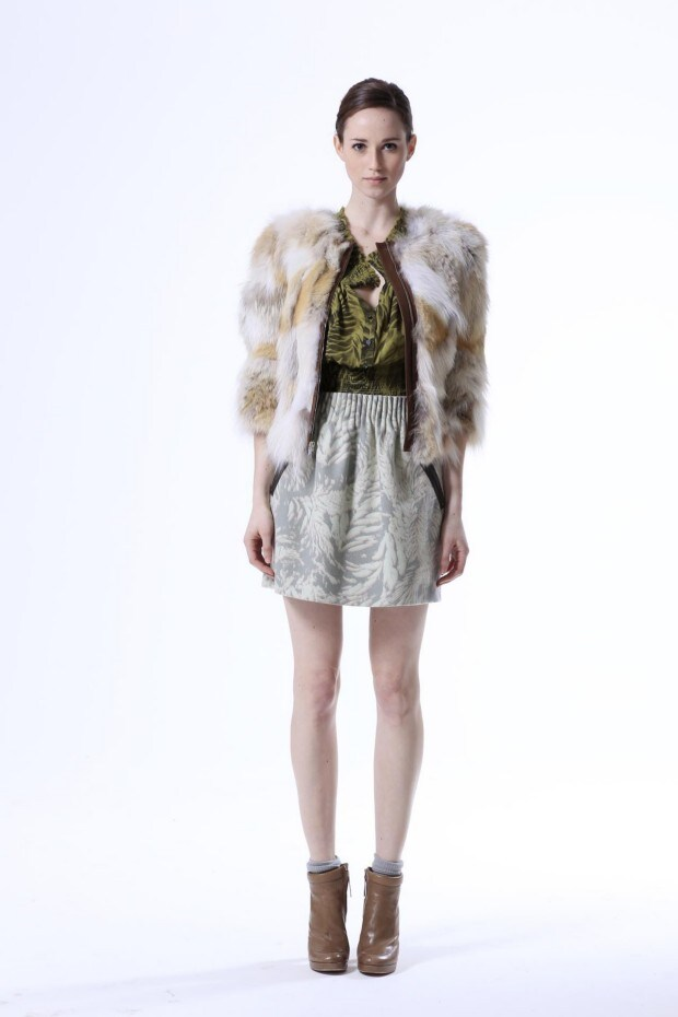 Pre-Fall 2011 Matthew Williamson