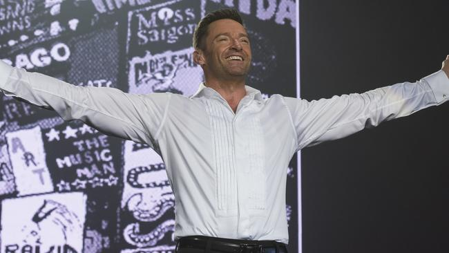 Hugh Jackman: Broadway to Oz and back to LA for G'Day USA. Picture: James Morgan