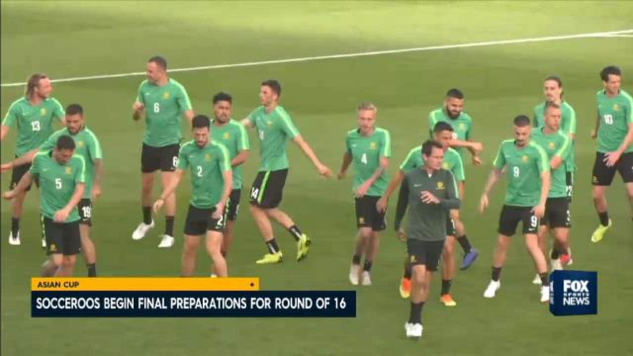 Roos begin final prep