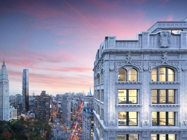 Bezos also recently splashed over $AUD 114 million on three New York apartments, with plans to convert them into a multi-level mega home.