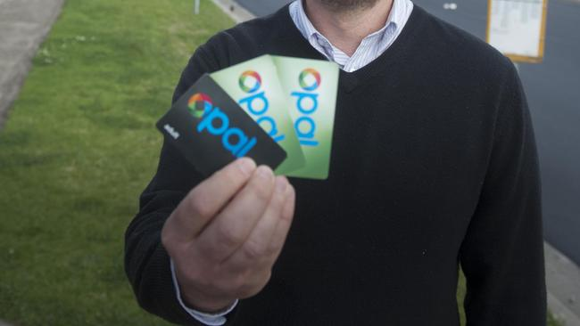 Have you got a few Opal cards in your household? They could be holding unclaimed credits.