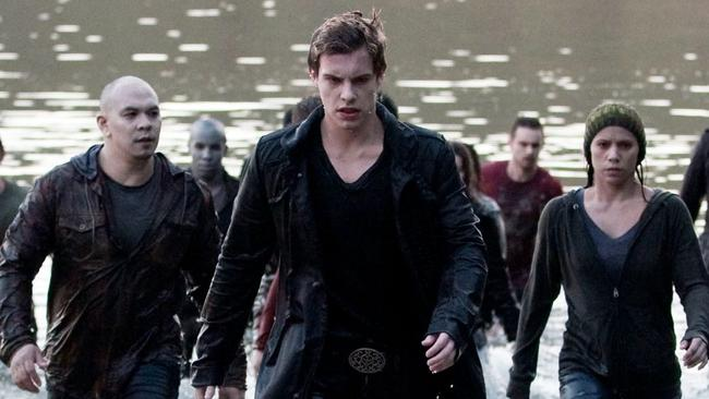 Xavier Samuel's big break was in The Twilight Saga.