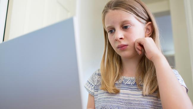 Cyberbullying is when children are bullied on technology devices such as phones and social media sites and includes being left out of groups or conversations.