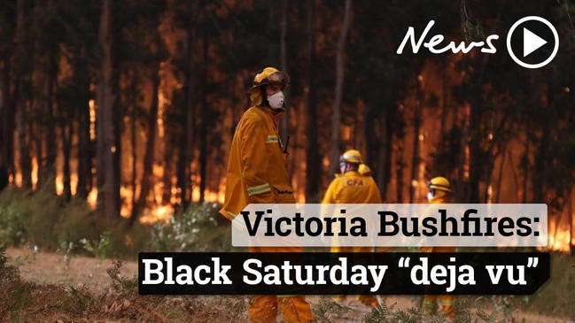 Victoria Bushfires: 