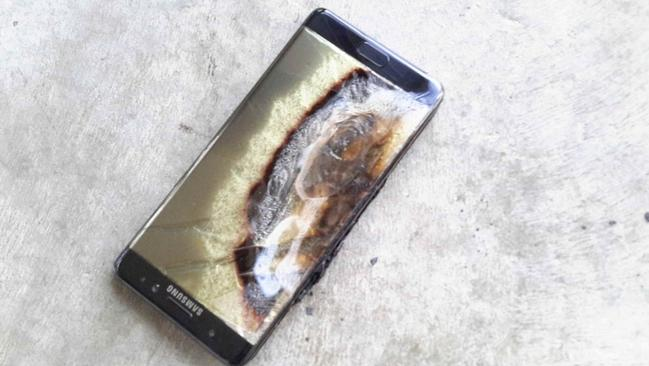 Samsung's Galaxy Note 7 to become useless