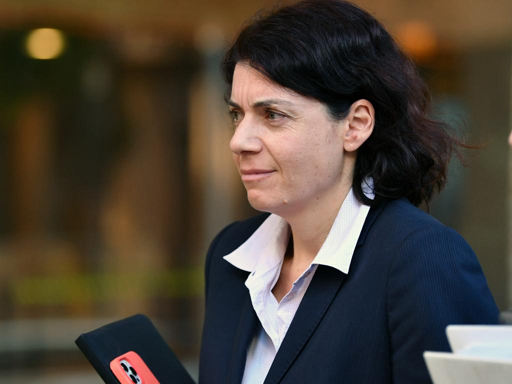Mr Clayton's claim was signed by high-profile defamation barrister Sue Chrysanthou.  Photo: NCA Newswire / Joel Carat