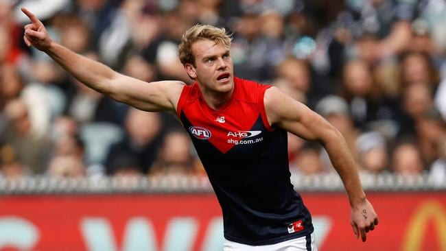 Jack Watts. Photo: Michael Willson/AFL Media/Getty Images