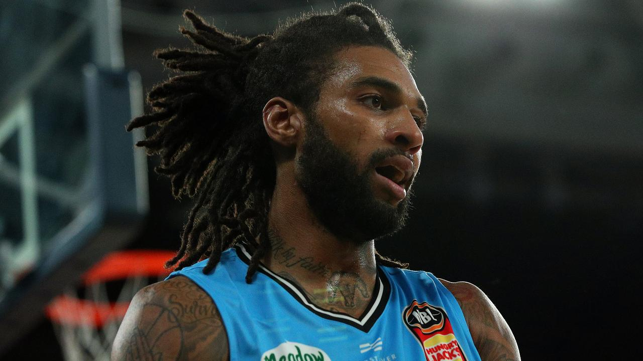 Glen Rice Jr. has been suspended indefinitely.