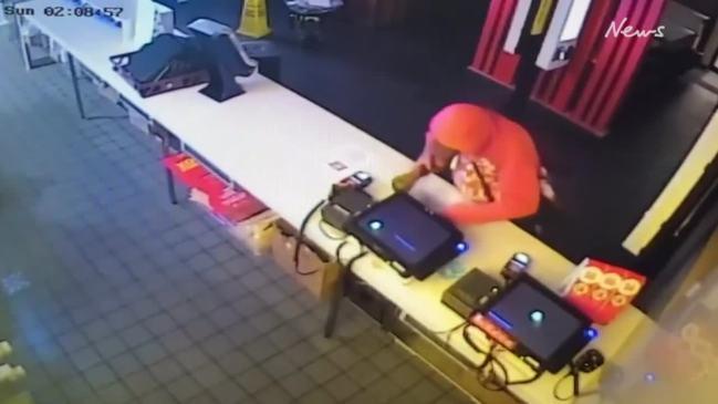 Thief steals McDonalds charity tin