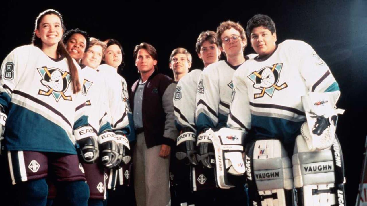 The Mighty Ducks.