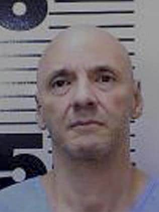 Serial Andrew Urdiales was found dead at San Quentin State Prison on Friday. Picture: California Department of Corrections and Rehabilitation via AP.
