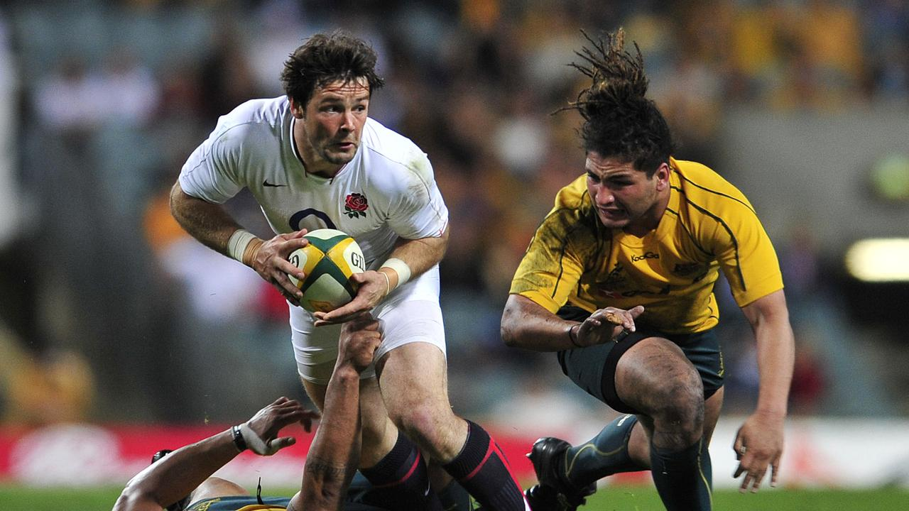 Former England fullback Ben Foden has signed with Rugby United New York.