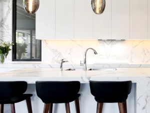 Five ways to make your kitchen feel more luxurious