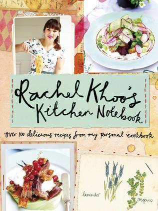 Rachel Khoo's Kitchen Notebook ($49.99, Penguin Australia).