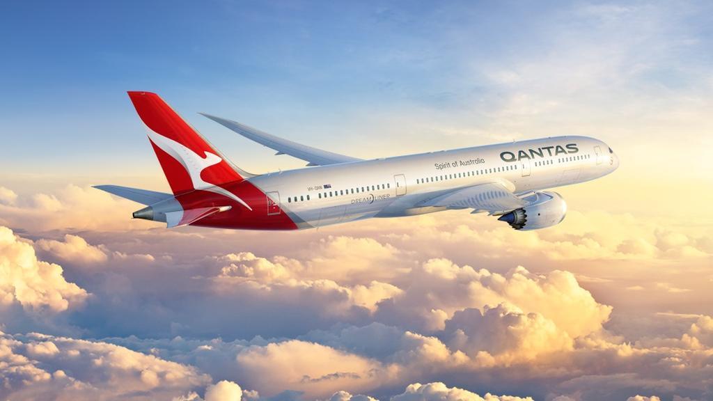 Qantas Reveals New Logo Escape