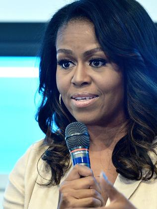 Michelle Obama has spoken out against the Trump administration's immigration policy. Picture: Getty Images