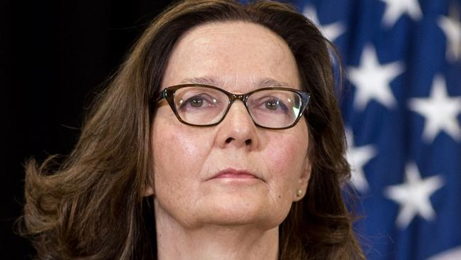 US CIA director Gina Haspel has gone to Turkey to assist in the investigation. Picture: AFP