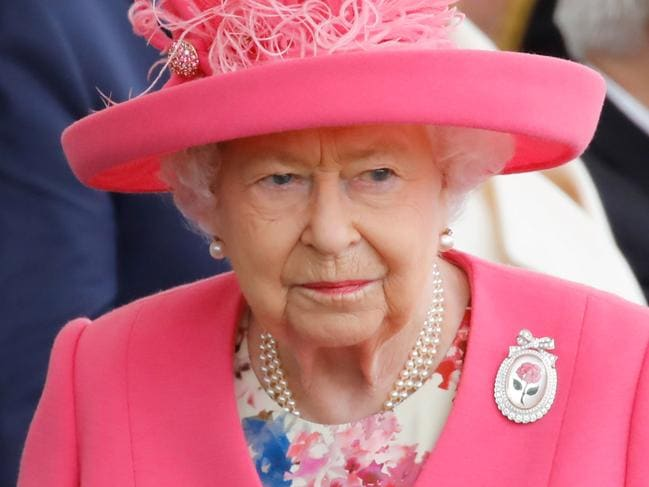 The Queen could be asked to suspend the UK Parliament with the nation facing a possible constitutional crisis as Brexit bites. Picture: Tolga Akmen / AFP